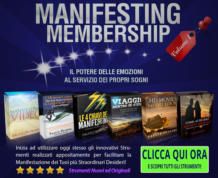 Manifesting Membership Volume 1